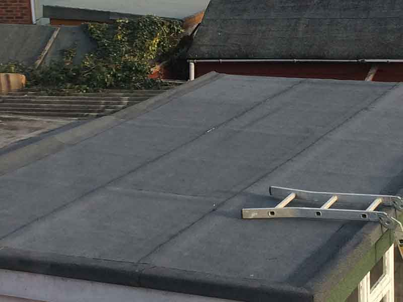 Attractive Flat Roof Services Luton