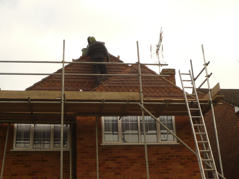 Luton Outstanding Roof Installation